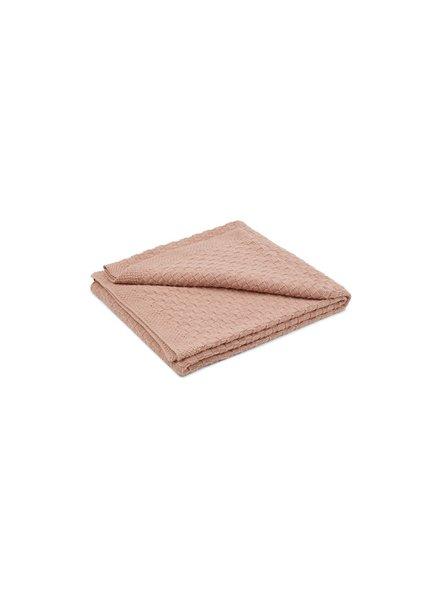 Liewood Urd Baby Blanket - Rose