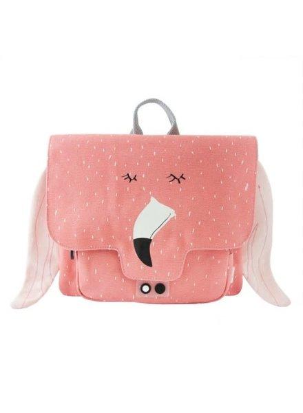 Trixie Baby Boekentas - Mrs. Flamingo