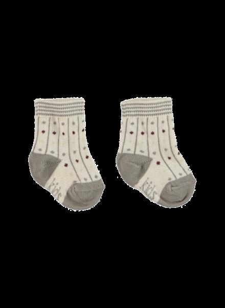 Kidscase Organic winter socks grey