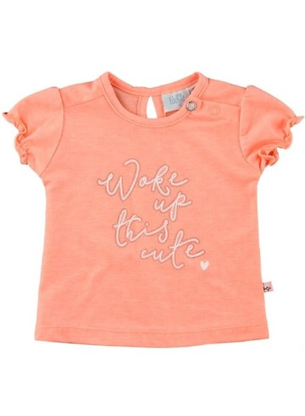 Feetje T-shirt - Woke Up - Maat 50