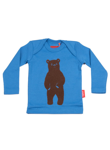 Tapete Longsleeve Micky Grizzly - Maat 50/56