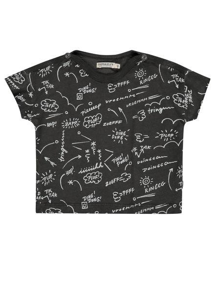 Imps & Elfs T-shirt - Mouse grey