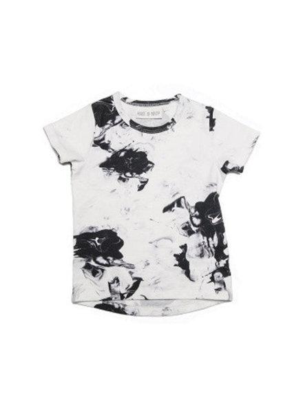 T-shirt - Paintmix - Maat 74/80