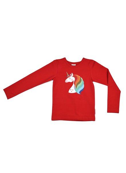 Baba Babywear Longsleeve - Rainbow Unicorn
