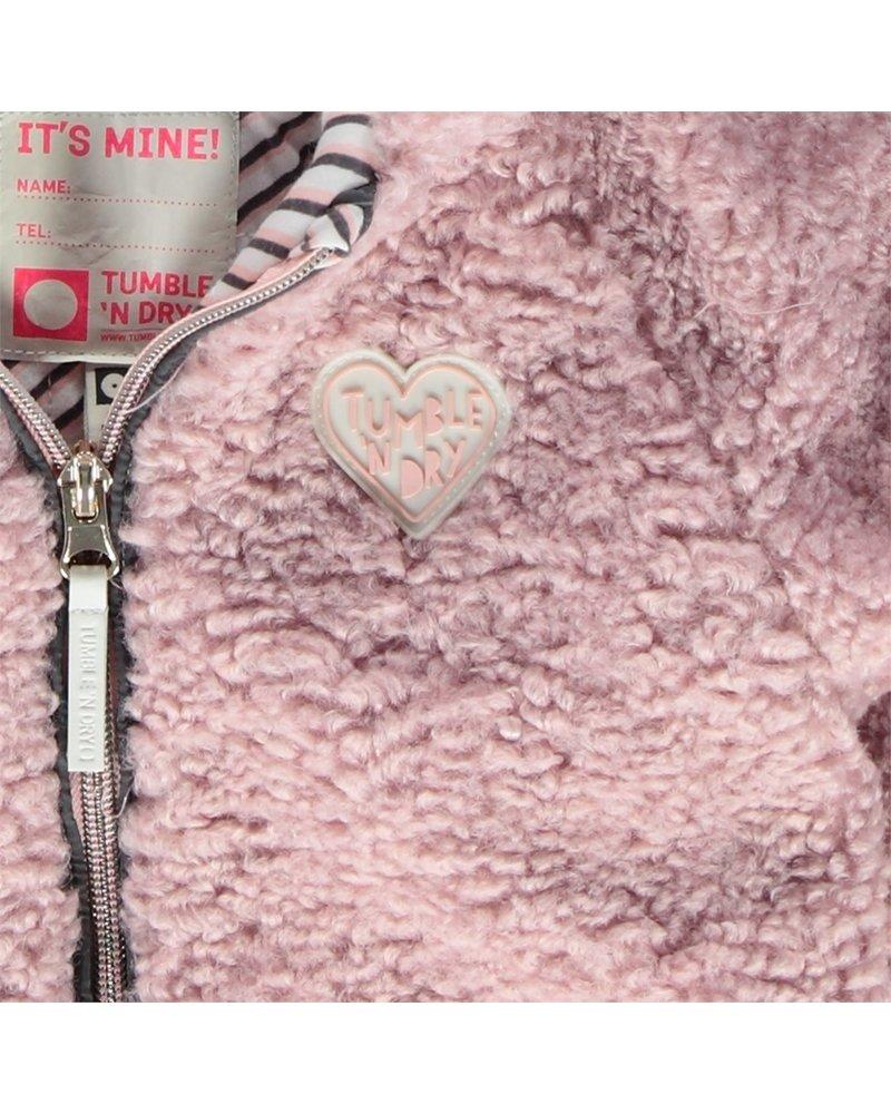 Tumble n Dry Tielle - Silver Pink - Maat 80