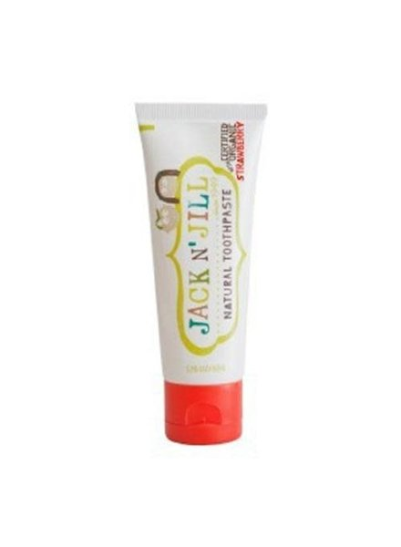 Jack 'n Jill Natural Toothpaste Organic Strawberry