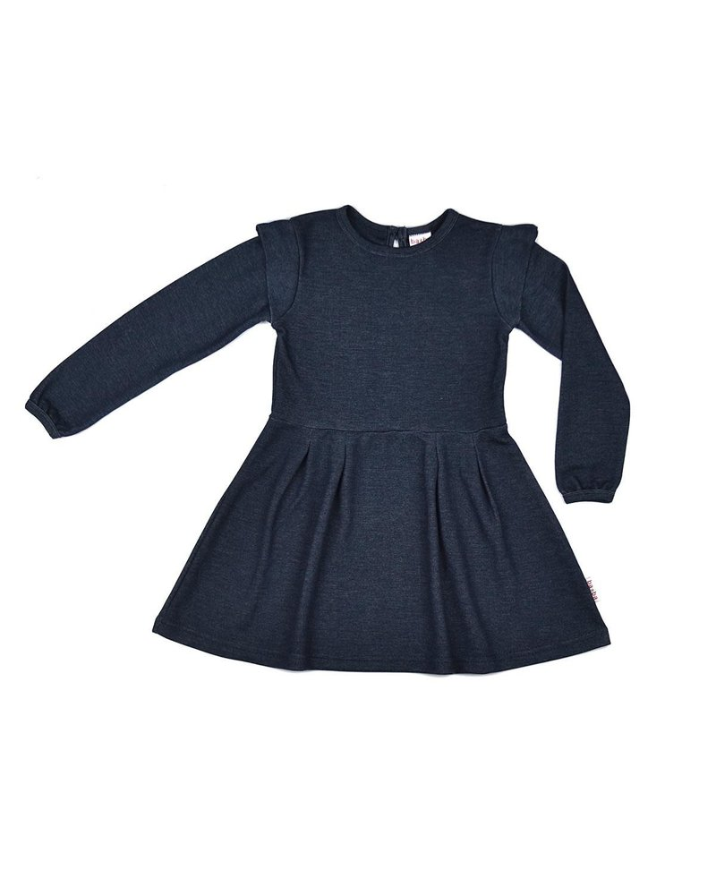 Baba Babywear Ruffle Dress - Maat 62