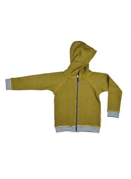 Baba Babywear Hoodie - Yellow