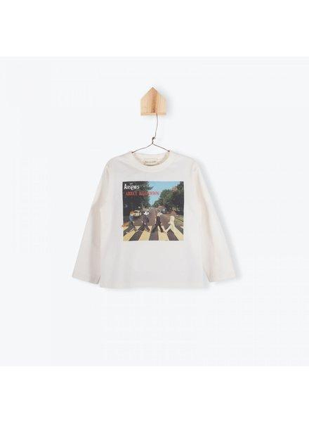 Arsene et les Pipelettes T-shirt The Arsenes - Maat 92