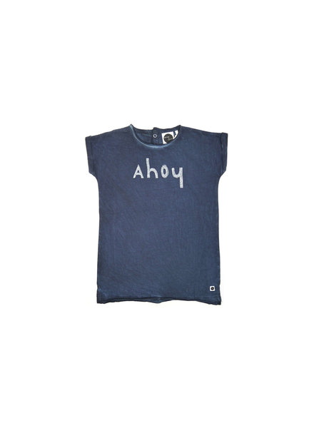 Sproet & Sprout T-shirt Dress Ahoy - Maat 92