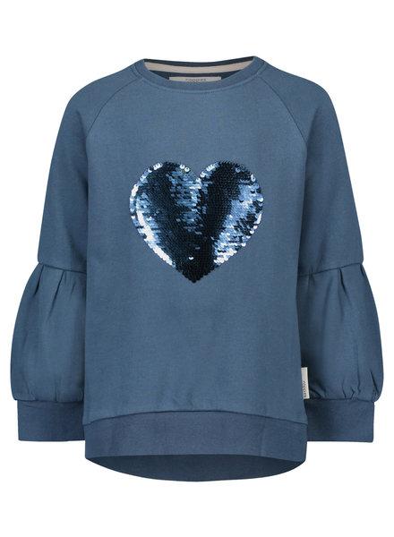 Noppies Sweater ls Wethersfield - Icy Green - Maat 92