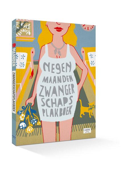 Uitgeverij Snor Zwangerschapsplakboek