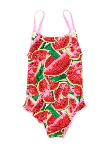 Badpak Watermeloen - Maat 56/62