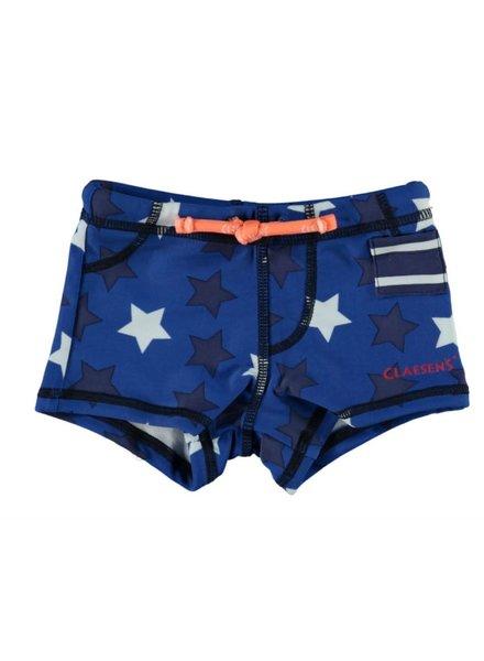 Zwemshort - Blue Stars
