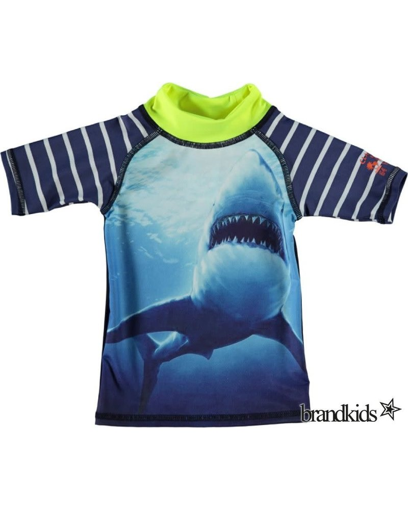 Zwemshirt Shark - Maat 62/68