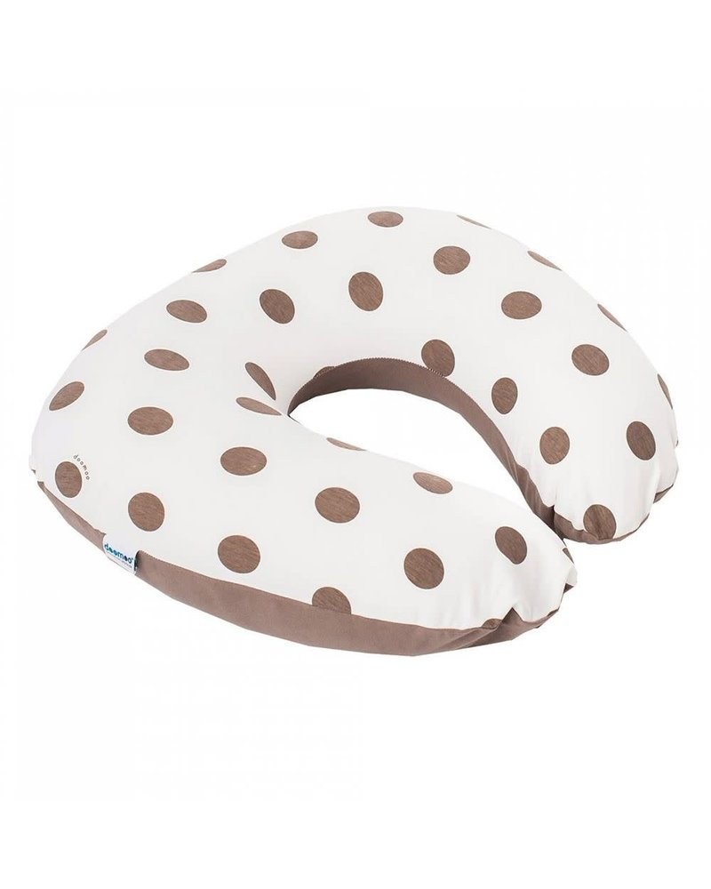 Doomoo Softy cover - Dots taupe