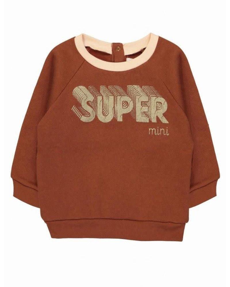 Blune Printed Sweatshirt - Maat 116