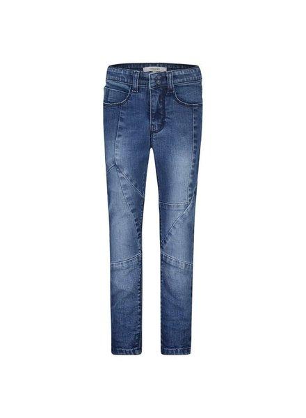 Noppies Jeans Skinny Traverse - Mid Bleu - Maat 98