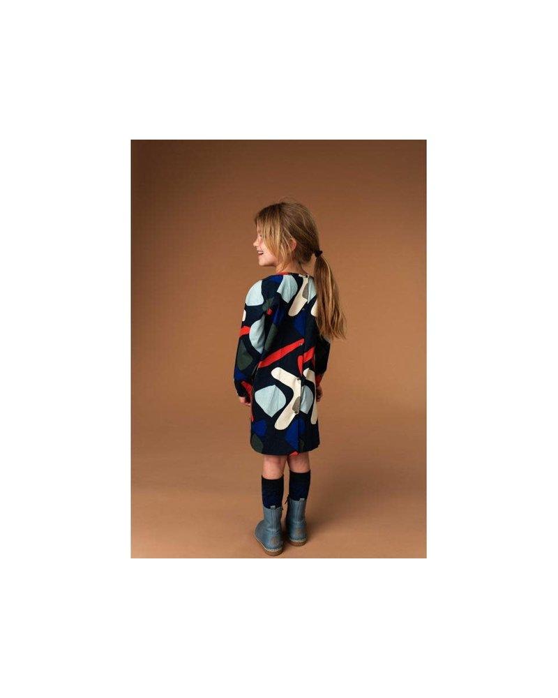 Kidscase Bessy Organic Dress - Maat 104