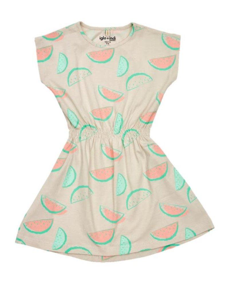 Dress Watermelon - Maat 68/74