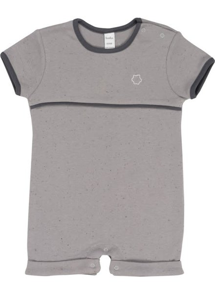 Koeka Jumpsuit Soft Grey - Maat 74/80