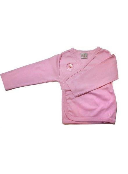 Limobasics Overslag Shirt Roos