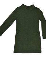 Baba Babywear Collar Dress Jacquard Tricolor - Maat 62