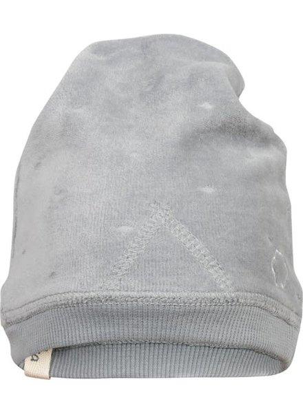 Koeka Woodpecker mutsje - steel grey