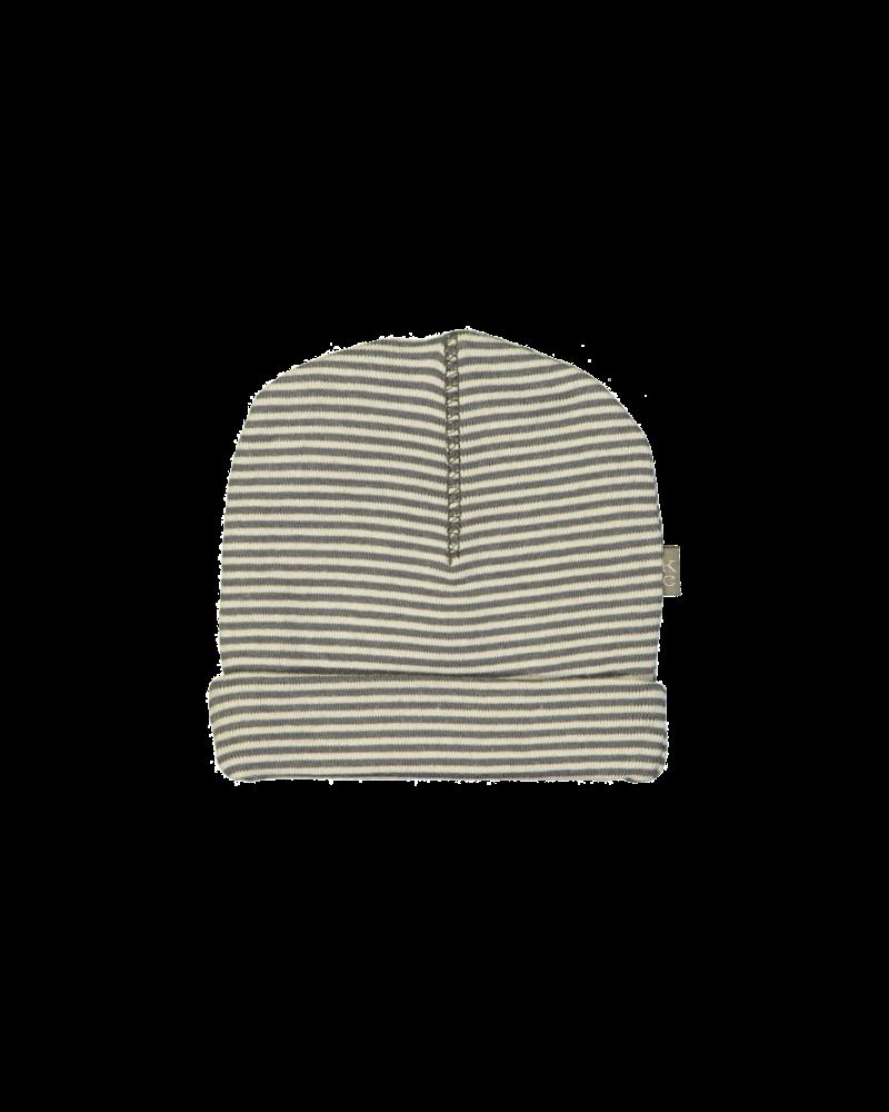 Kidscase Sky organic hat grey