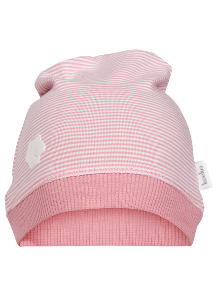 Koeka Palm Beach Hat blush pink