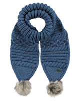 Barts Claire scarf blue