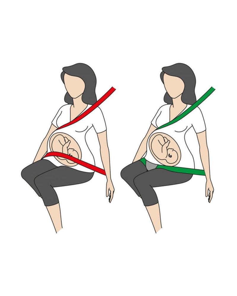BeSafe BeSafe Pregnant iZi FIX (zwanger)