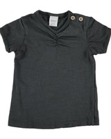 Beans Valencia - Girl T-shirt - Anthracite 0/1M