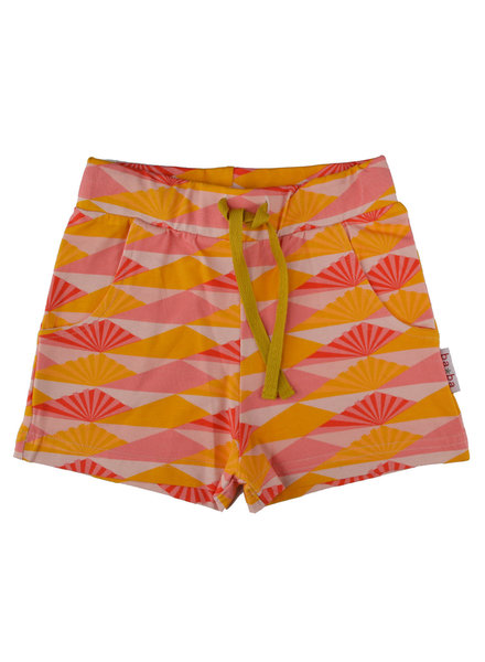 Baba Babywear Girls short - Sunset - maat 92