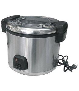 Ristormarkt Elektro-Reiskocher 10 Liter