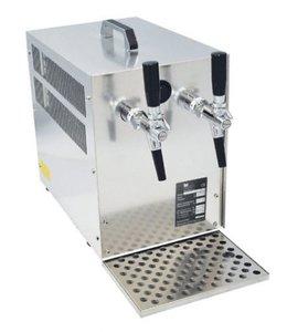 Oprema Trockenkühlgerät Bierkoffer 2-leitig / 60 Liter/h