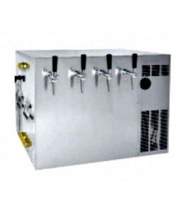 Oprema Nasskühlgerät 4-leitig, 100 Liter/h
