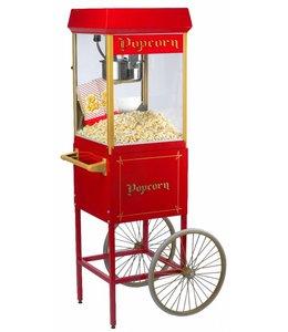 Neumärker 2-Rad Unterwagen für Popcornmaschine