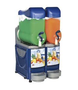 Mastro Slush Ice Maschine BP2 / 2x 10 Liter