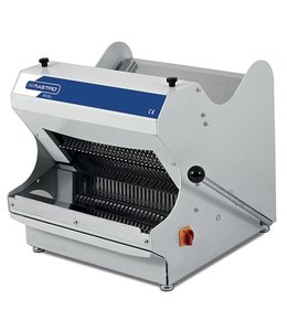 Mastro Tisch-Brotschneidemaschine für 10 mm Schnittstärke, 30 Klingen
