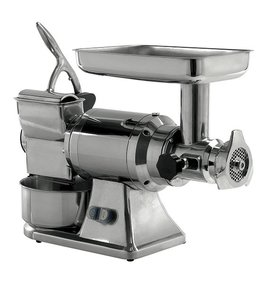 Mastro Fleischwolf und Käsereibe, Öffnung ø 70 mm, 200 kg/h | 50 kg/h