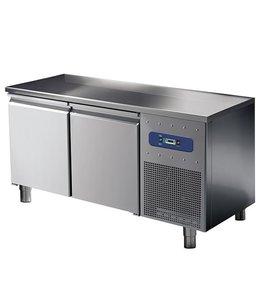 Mastro Tiefkühltisch 1400x600 / 2 Türen, -10°/-20°C