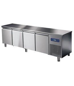 Mastro Tiefkühltisch 2330x600 / 4 Türen, -10°/-20°C