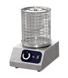 Ristormarkt Würstchenwärmer mit Pyrex-Behälter
