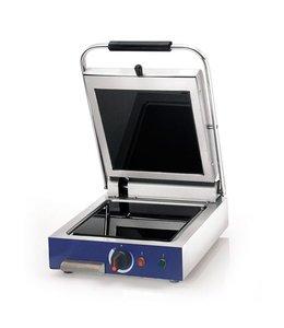 Ristormarkt Kontaktgrill mit Glaskeramik-Platten, 250x250 mm