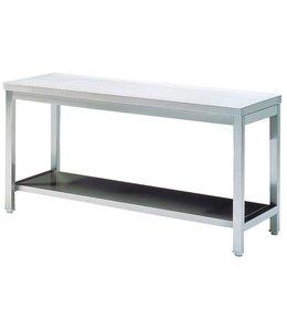 Mastro Arbeitstisch 2000x600 mm / mit Zwischenboden