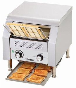 Bartscher Durchlauftoaster 150 Toast / Std.