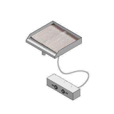 Einbaugeräte / Drop in - Bratplatten