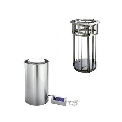 Einbaugeräte / Drop in - Tellerspender