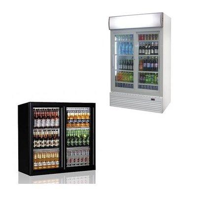 Flaschen - Kühlschränke